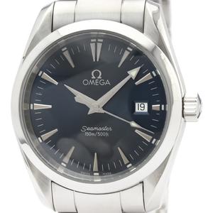 Omega Seamaster Quartz Stainless Steel Men's Sports Watch 2518.80