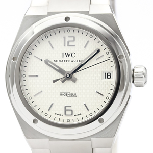 IWC Ingenieur Mid Size Steel Automatic Unisex Watch IW451501