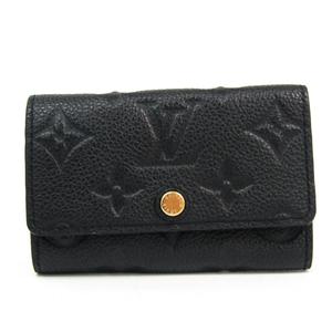 Louis Vuitton Empreinte Multicles 6 M64421 Unisex Leather Key Case Noir