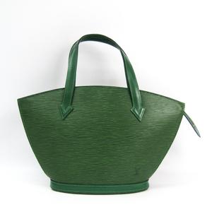 Louis Vuitton Epi Saint-Jacques M52274 Handbag Borneo Green