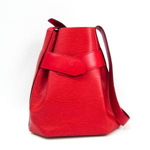 ルイ・ヴィトン(Louis Vuitton) エピ サック・デポール M80207 レディース ショルダーバッグ カスティリアンレッド