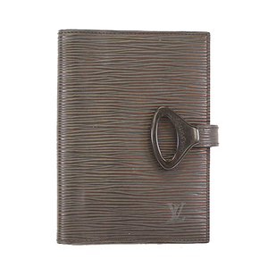 Louis Vuitton Notebook Epi Agenda PM R20092 Noir