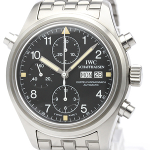 IWC Pilot Watch Automatic Stainless Steel Men's Sports Watch IW371319