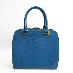 ルイ・ヴィトン(Louis Vuitton) エピ ポンヌフ M52055 レディース ハンドバッグ トレドブルー