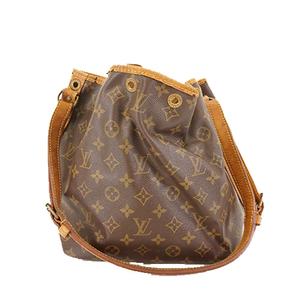 Auth Louis Vuitton Monogram M42226 Women's Shoulder Bag Monogram