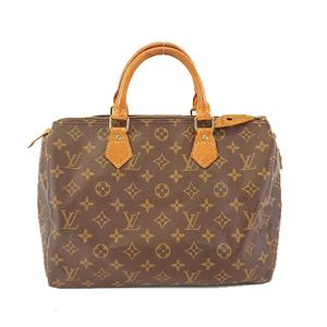 Louis Vuitton Monogram スピーディ30 Speedy30 M41526 Women's Boston Bag,Handbag Brown,Monogram