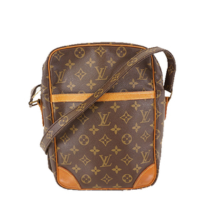 Auth Louis Vuitton Shoulder Bag Monogram Danube GM M45262