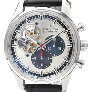 Zenith Chronomaster Automatic Stainless Steel Men's Sports Watch 03.2040.4061