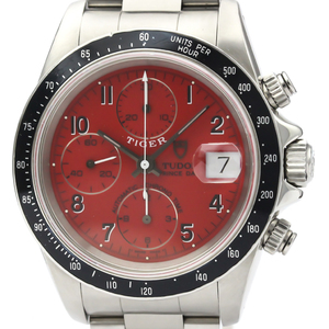 Tudor Prince Date Automatic Stainless Steel Men's Sports Watch 79260