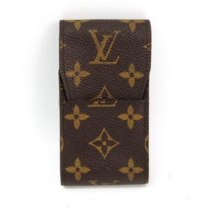 Louis Vuitton Monogram Cigarette Case Monogram Monogram Cigarette Case M63024