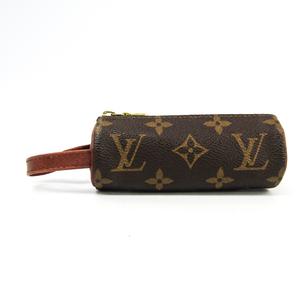 Louis Vuitton Monogram Golf Ball Bag (Brown) M58249 Etui 3 balles de golf