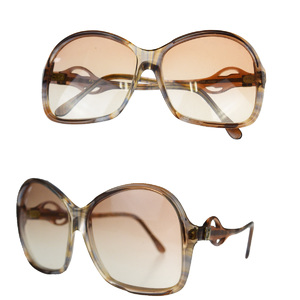 Yves Saint Laurent Sunglasses Brown