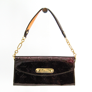 ルイ・ヴィトン(Louis Vuitton) モノグラムヴェルニ サンセット・ブールバード M93542 レディース ショルダーバッグ アマラント