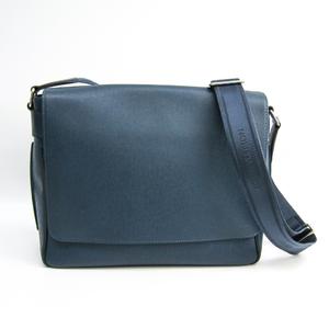 ルイ・ヴィトン(Louis Vuitton) タイガ ロマンMM M32814 メンズ ショルダーバッグ オセアン