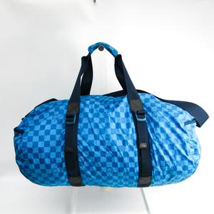 ルイ・ヴィトン(Louis Vuitton) ダミエ・アバンチュール プラクティカル M97057 メンズ ボストンバッグ ブルー
