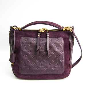 Louis Vuitton Monogram Empreinte Oda Shoes PM M40583 Handbag,Shoulder Bag Orb