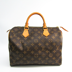 Louis Vuitton Monogram Speedy 30 M41526 Women's Handbag Monogram