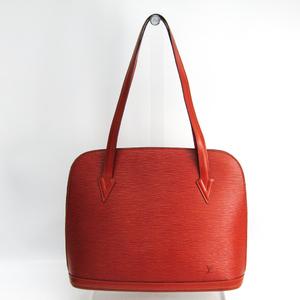 Louis Vuitton Epi Lussac M52283 Shoulder Bag Kenyan Brown