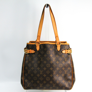 Louis Vuitton Monogram Batignolles Vertical M51153 Women's Shoulder Bag Monogram
