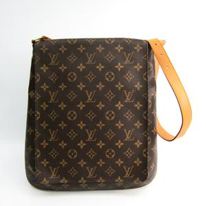 Louis Vuitton Monogram Musette M51256 Women's Shoulder Bag Monogram