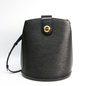Louis Vuitton Epi Cluny M52252 Shoulder Bag Noir