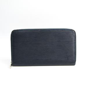 Louis Vuitton Epi Zippy Organizer M62644 Men's Epi Leather Long Wallet (bi-fold) Navy