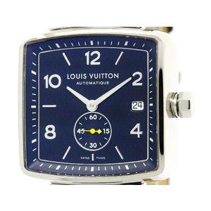 ルイ・ヴィトン(Louis Vuitton) スピーディ 自動巻き ステンレススチール(SS) メンズ ドレスウォッチ Q263G