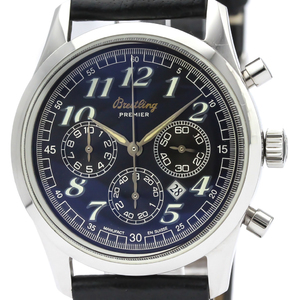 Breitling Navitimer Automatic Stainless Steel Men's Sports Watch A42035