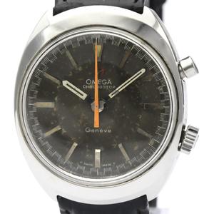 Omega Seamaster Mechanical Stainless Steel Men's Dress Watch 145.009