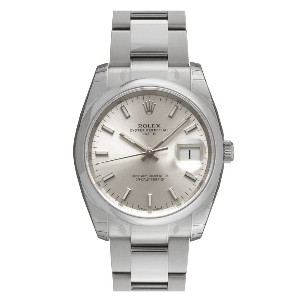 Rolex Oyster Perpetual Date Automatic Stainless Steel Men,Boys Casual Watch 115200