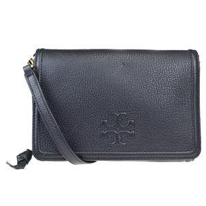 トリーバーチ(Tory Burch) 2WAY 財布 レザー ショルダーバッグ ブラック