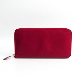エルメス(Hermes) アザップロング レディース エプソン 長財布(二つ折り) ルビー