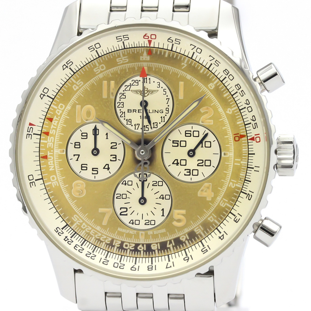 BREITLING Navitimer Airborne Chronograph Steel Watch A33030