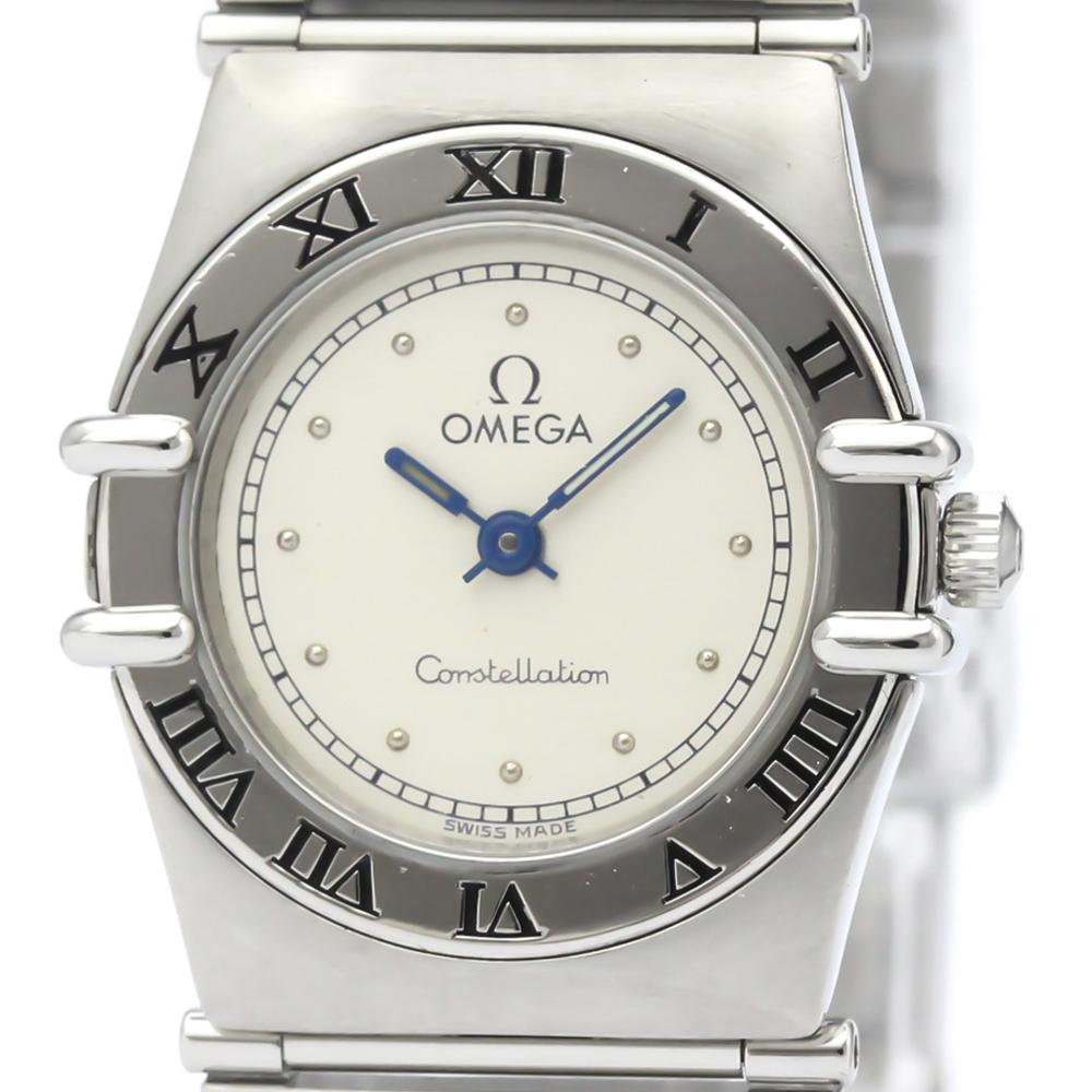 OMEGA Constellation Steel Ladies Watch 795.1080