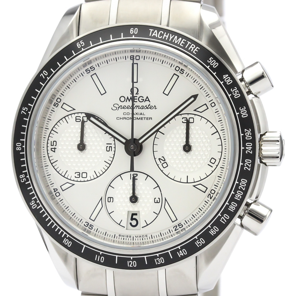 Omega Speedmaster Automatic Stainless Steel Men's Sports Watch 326.30.40.50.02.001