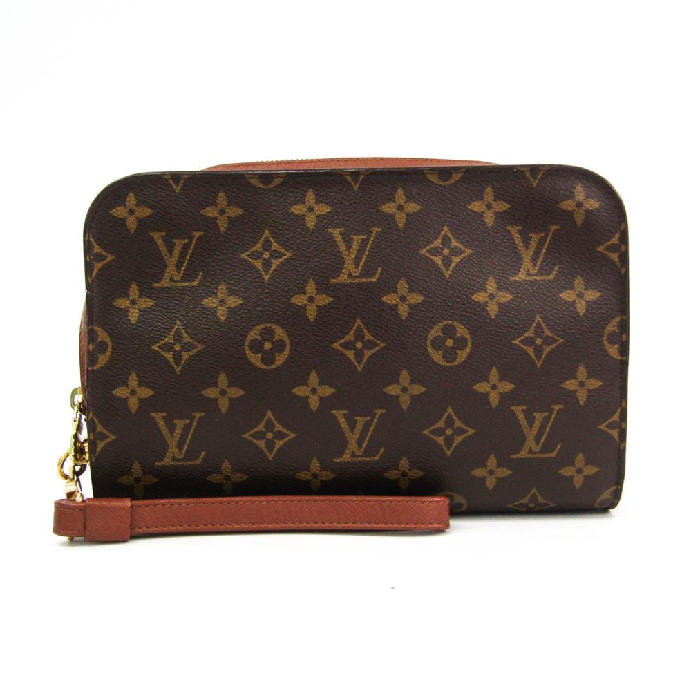 Louis Vuitton Monogram Orsay M51790 Clutch Bag Monogram