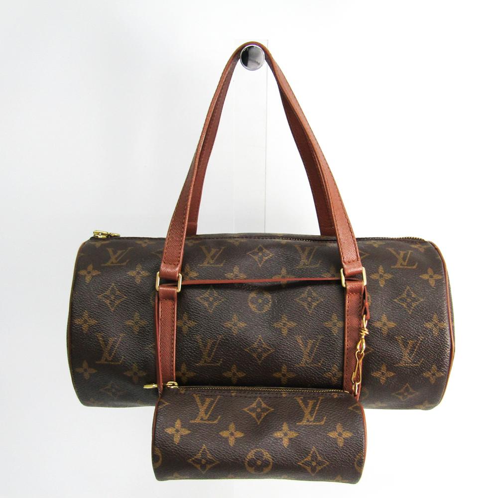 Louis Vuitton Monogram Papillon 30 M51365 Women's Handbag Monogram