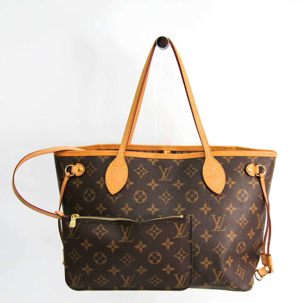 Louis Vuitton Monogram Neverfull PM M40155 Women's Tote Bag Monogram