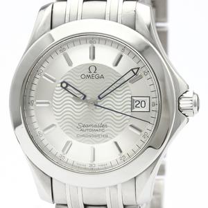 【OMEGA】オメガ シーマスター 120M クロノメーター ステンレススチール 自動巻き メンズ 時計 2501.31
