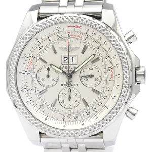 Breitling Bentley Automatic Stainless Steel Men's Sports Watch A44362