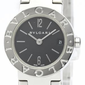 BVLGARI BVLGARI-BVLGARI Steel Quartz Ladies Watch BB23SS