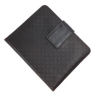 Gucci iPad Case Diamante 283782 Leather Brown Men's GUCCI K90523688 PD3