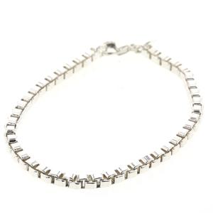Tiffany & Co Venetian Bracelet Silver 925 Ladies TIFFANY Co. K90823718 PD2