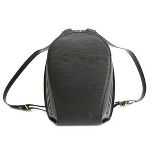 Louis Vuitton Epi Mabillon M52232 Men's Backpack Noir