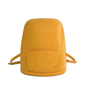 Louis Vuitton Epi Gobelins M52299 Men's Backpack Jaune