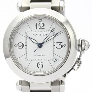 カルティエ (CARTIER) パシャC ステンレススチール 自動巻き ユニセックス 時計 W31074M7