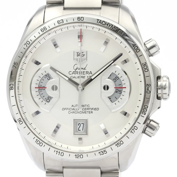 Tag Heuer Carrera Automatic Stainless Steel Men's Sports Watch CAV511B
