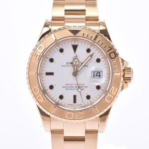 Rolex Yacht-Master Automatic Yellow Gold Men's Watch 16628