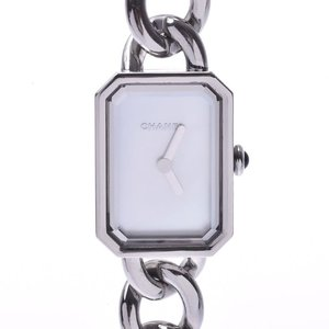 CHANEL Chanel Premiere H3249 Ladies SS Watch Quartz Shell Dial