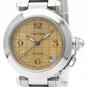 Cartier Pasha C Automatic Stainless Steel Unisex Dress Watch W31024M7